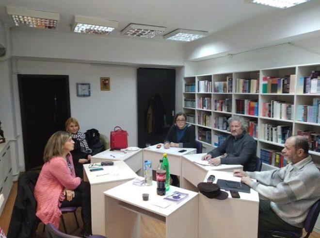 """Пет романи во најтесен избор за наградата """"РОМАН НА ГОДИНАТА"""" 2019"""